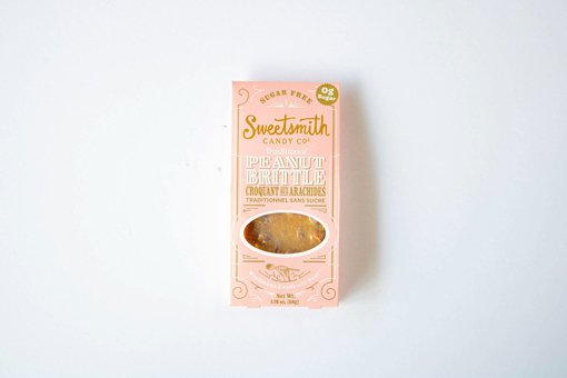 Picture of Candy - Peanut Brittle - 56 g
