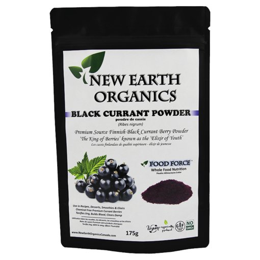 Picture of Black Currant - Powder - 175 g