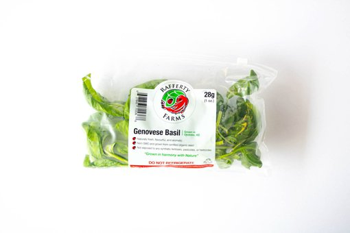 Picture of Herbs - Genovese Basil - 28 g