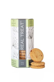 Picture of Coockies - Salted Caramel, Fennel - Shorties - 114 g
