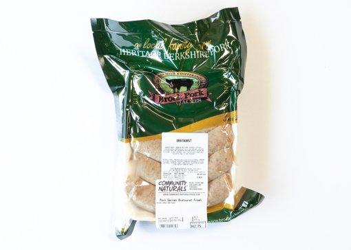 Picture of Bratwurst Sausage