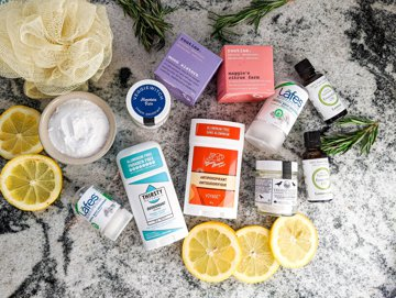 Picture of Your Guide to Natural Deodorants