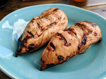 Picture of Kombucha Grilled Chicken