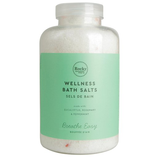 Picture of Bath Salts - Breathe Easy Wellness - 580 g