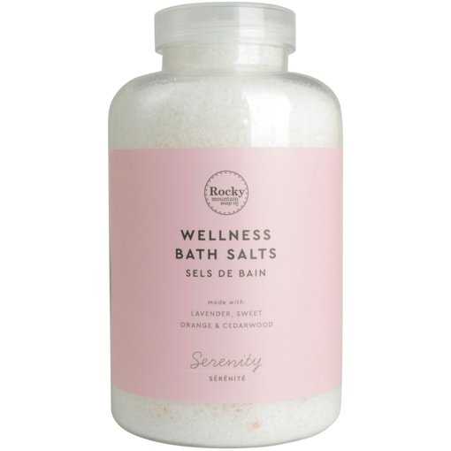 Picture of Bath Salts - Serenity Wellness - 580 g