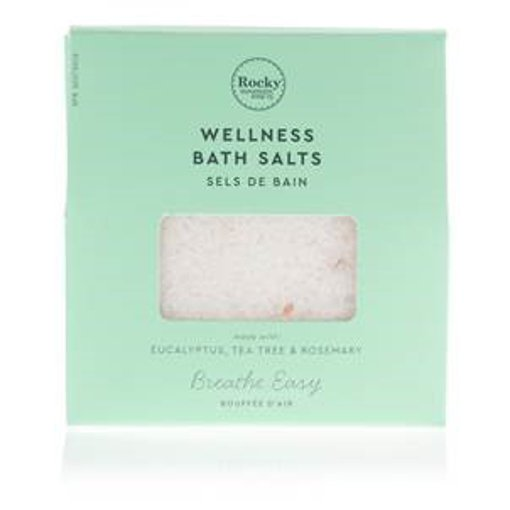 Picture of Bath Salts - Breathe Easy - Wellness Salts - 100 g