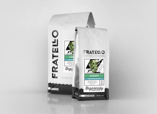 Picture of Coffee - Canopy Blend -340 g